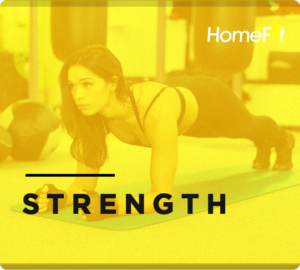 home workouts for strength exercises from homefit by dynamic health and fitness
