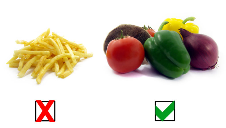 You Can't Out Exercise Bad Food Choices