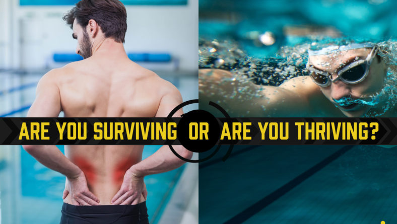 Are You Surviving or Thriving?