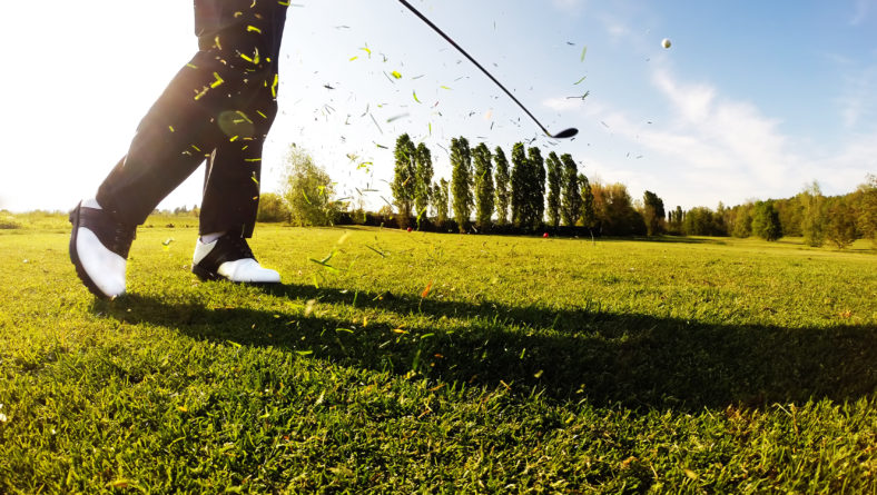 Harness The Power Of The Hips For Golf