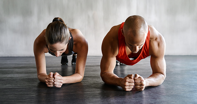personal trainer app performance goals from coachfit