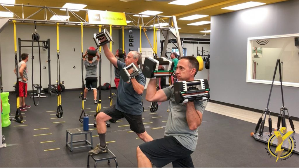 obstacle course training coaches near syracuse ny from dynamic health and fitness